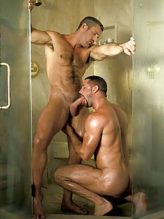 Gay Bathroom Porn